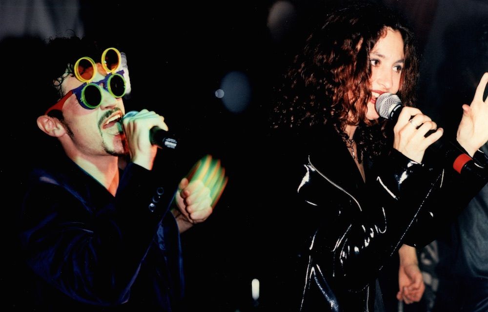 Lynne and Adrian, What a feeling, The Ultimate 80's Show 1995