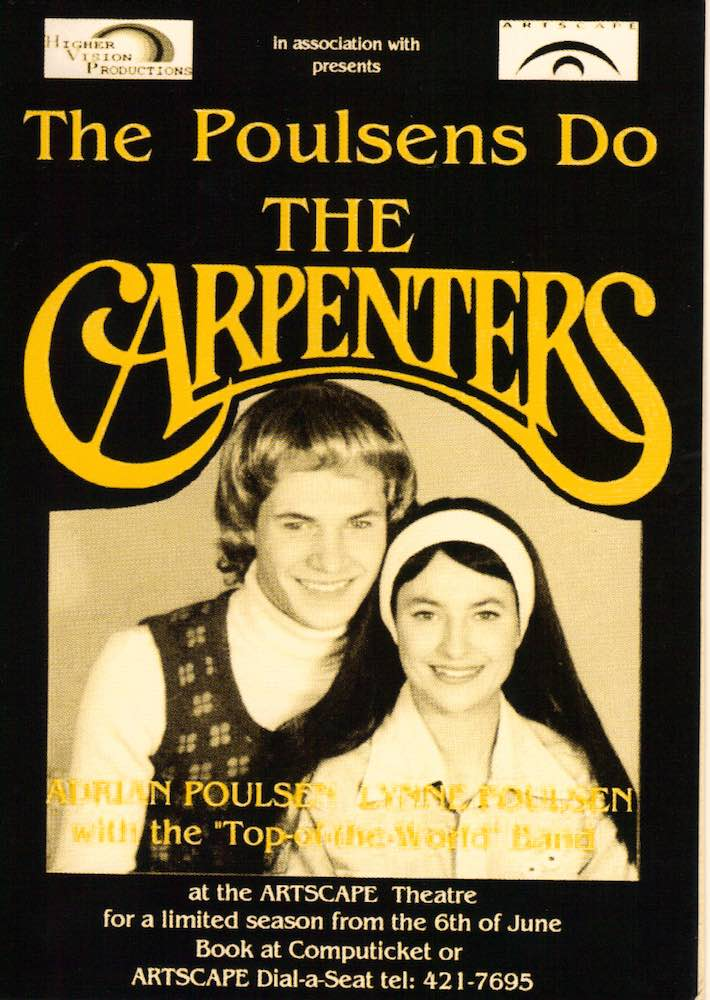 The Carpenters Poster