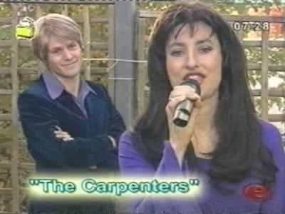 The Poulsens do The Carpenters, 2001, TV promo
