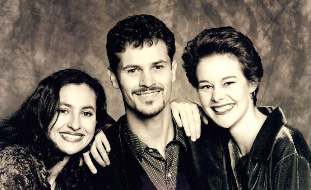 What A Feeling (1996), Lynne, Adrian and Amanda