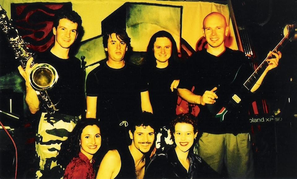 What a Feeling – The Ultimate Eighties Show, Chris Luke, Mark Freel, Alan Lloyd, Ralph Martin, Lynne Poulsen, Adrian Poulsen, Amanda Tiffin